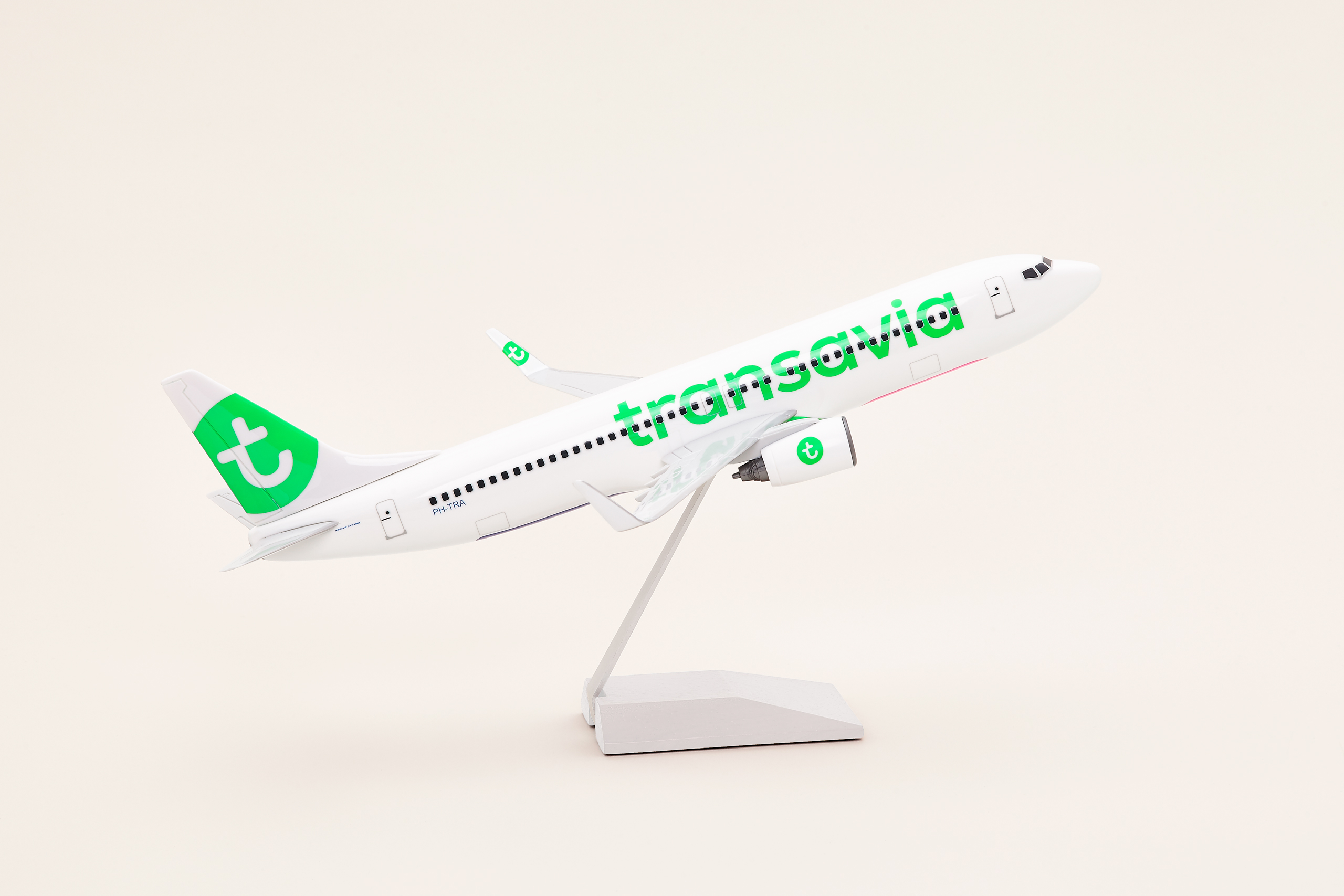 Transavia scale model Boeing 737